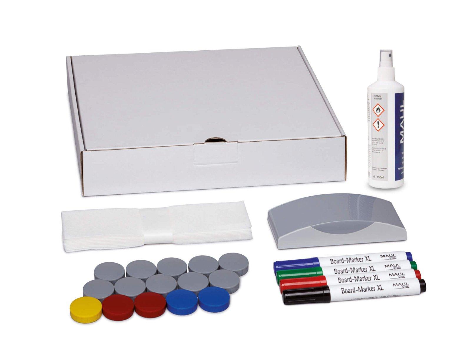 Whiteboard Zubehör-Set, Karton klein, sonstige