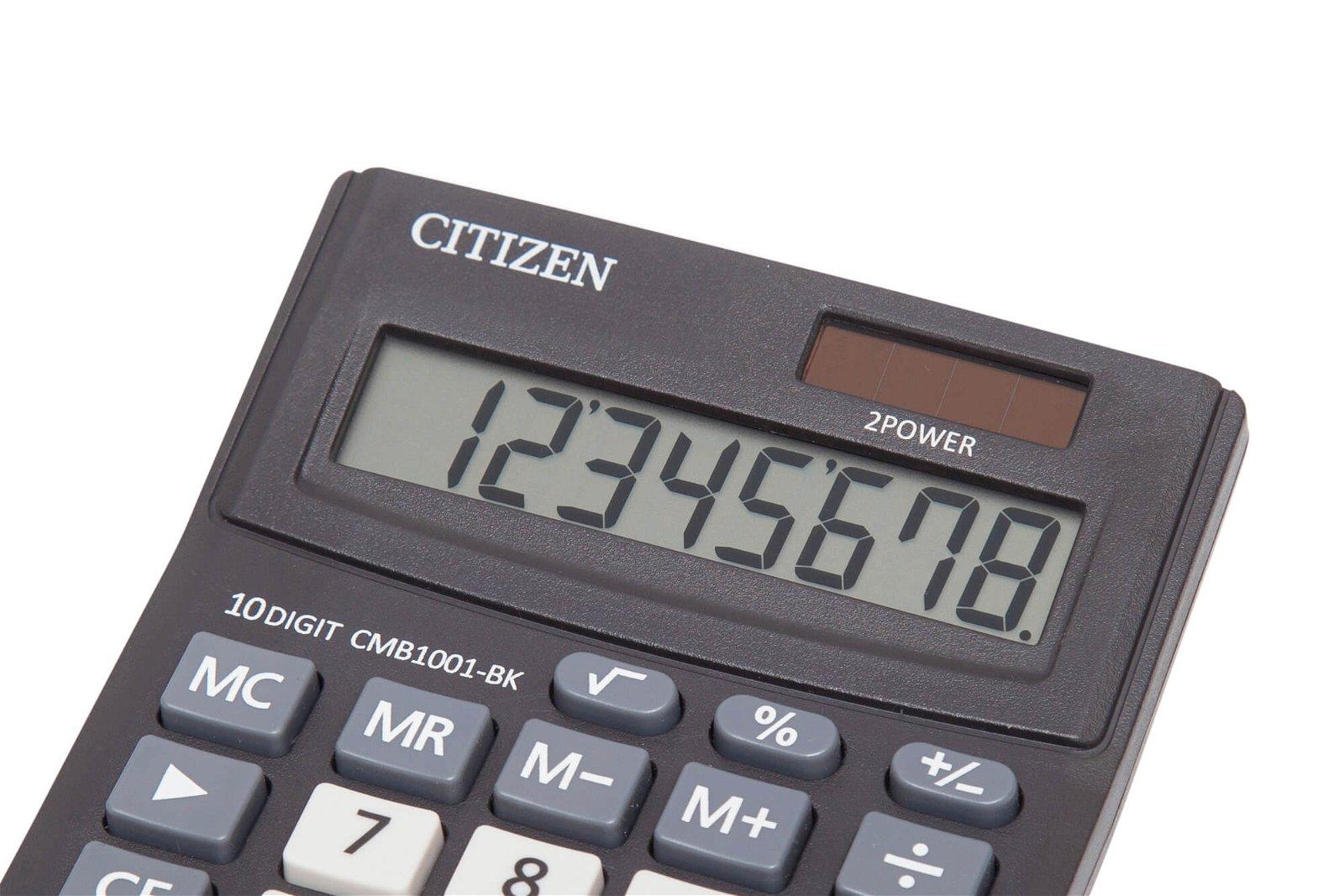 Tischrechner CMB1001-BK