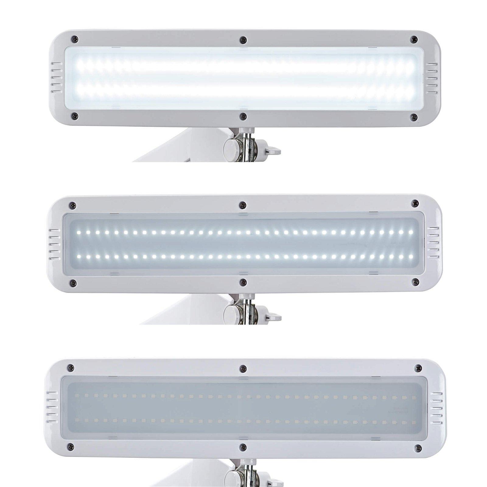 LED-Arbeitsplatzleuchte MAULintro, dimmbar