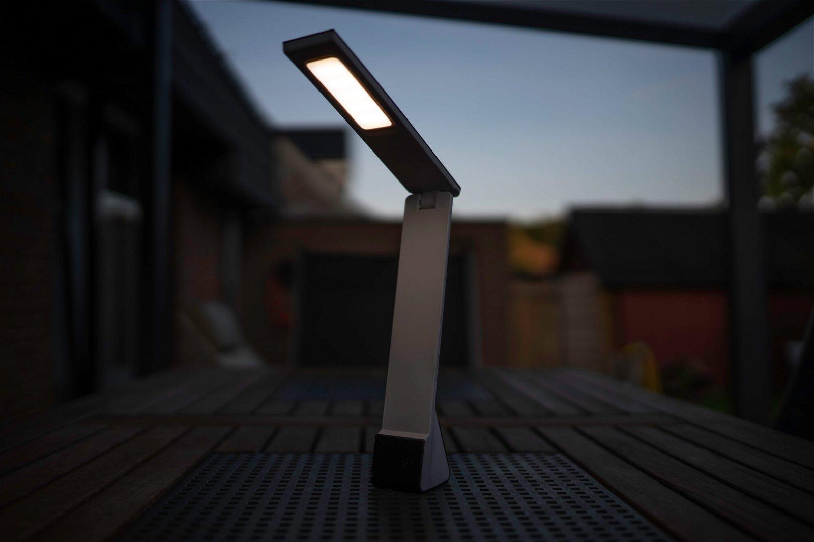 Akku LED-Leuchte MAULseven