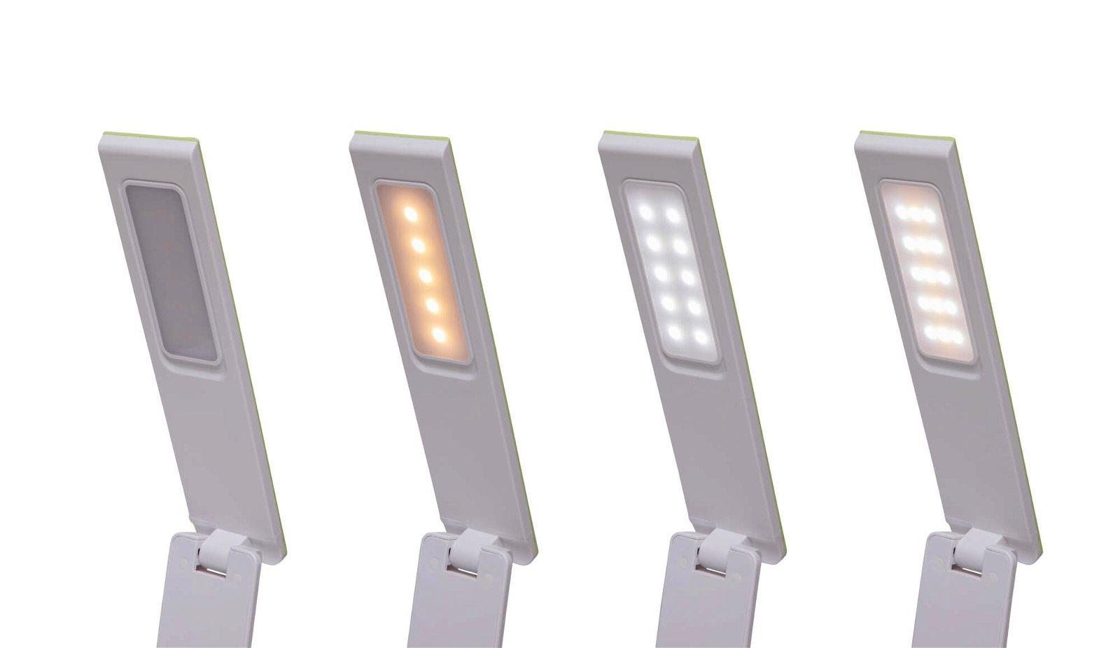 Akku LED-Leuchte MAULseven colour vario - lime