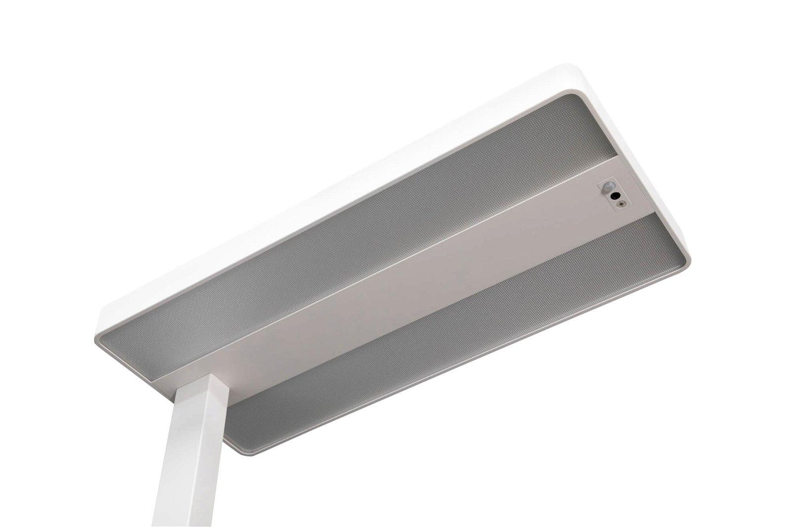 LED-Standleuchte MAULjuvis sensor, dimmbar, weiß