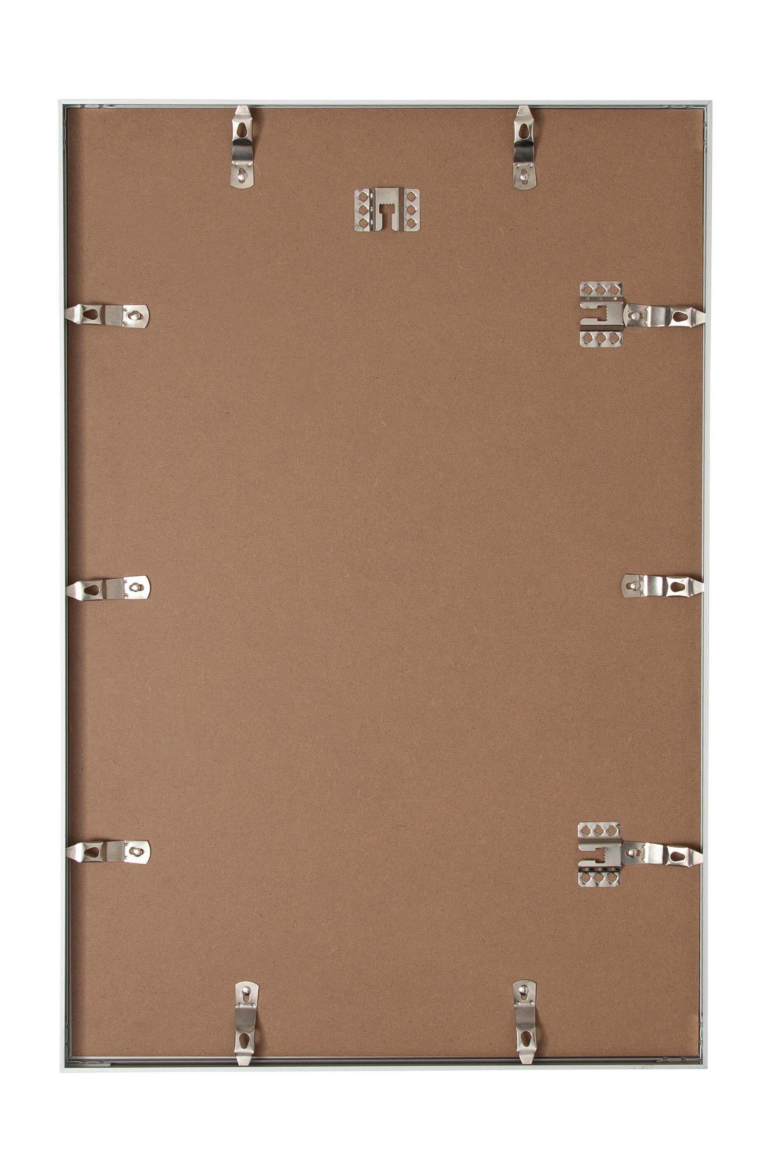 Bilderrahmen Aluminium, 40 x 60 cm