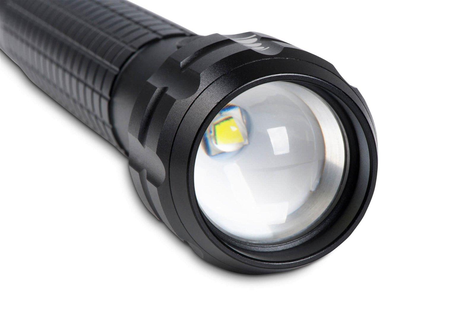 LED-Taschenlampe MAULkronos XL