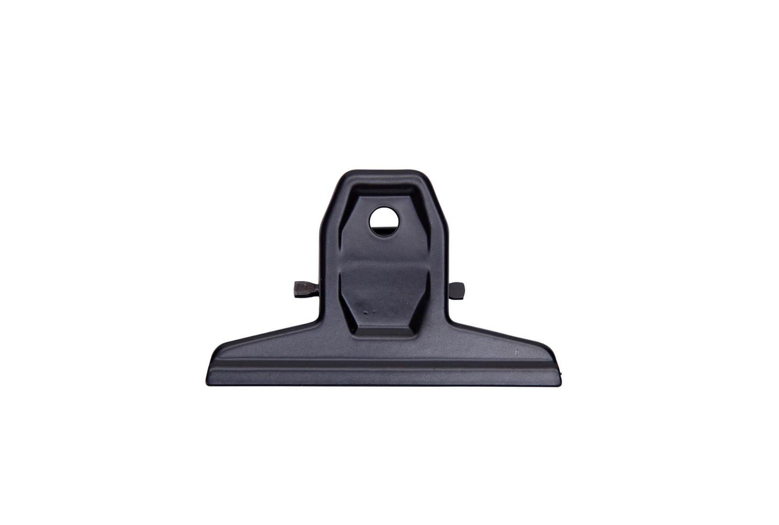 Brief-Klemmer MAULpro, Breite 75 mm, 2 St./Btl., schwarz