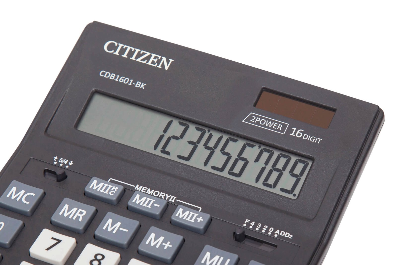 Tischrechner CDB1601-BK