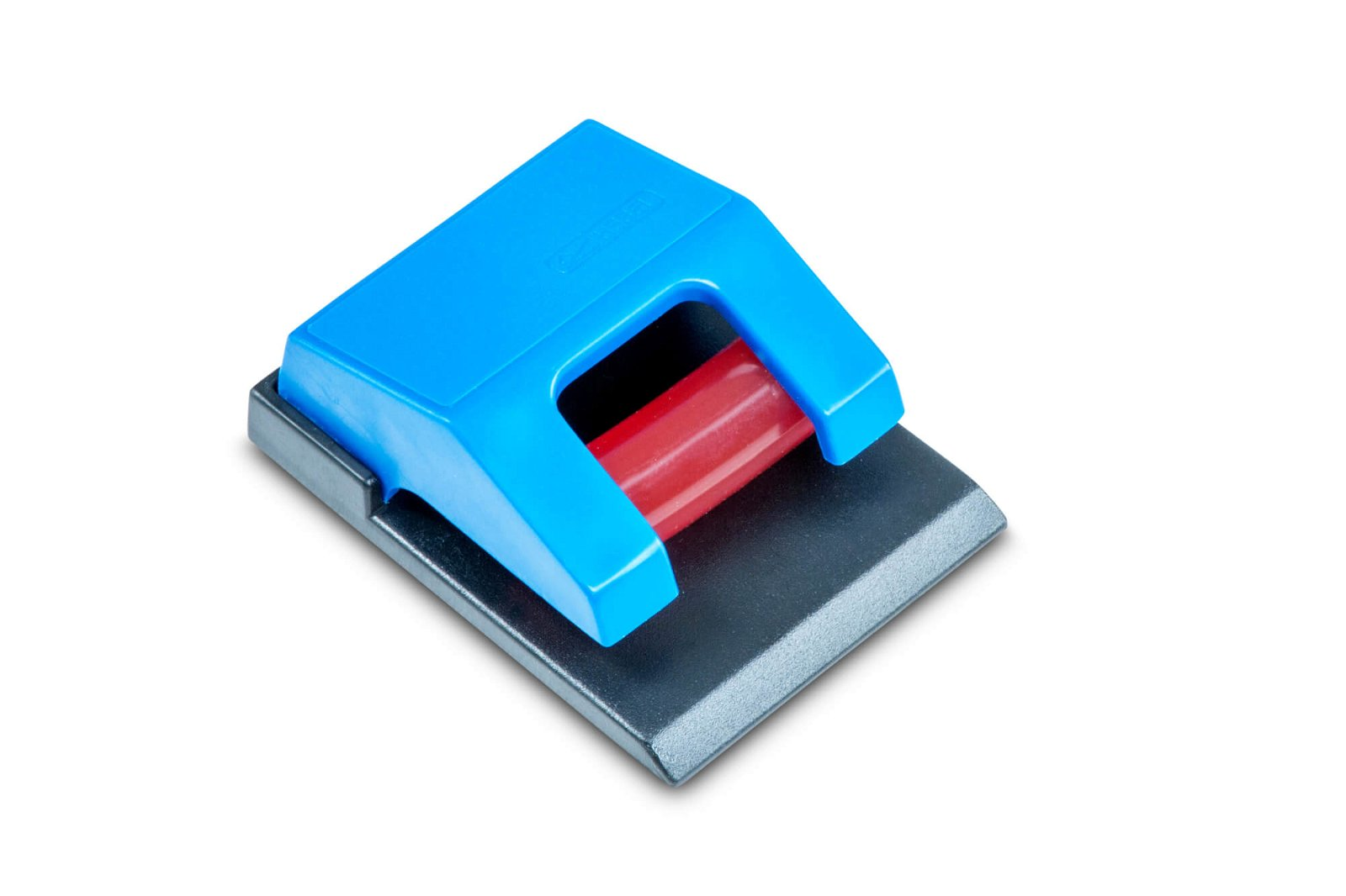 Rollenclips S, 10 St./Ktn., blau