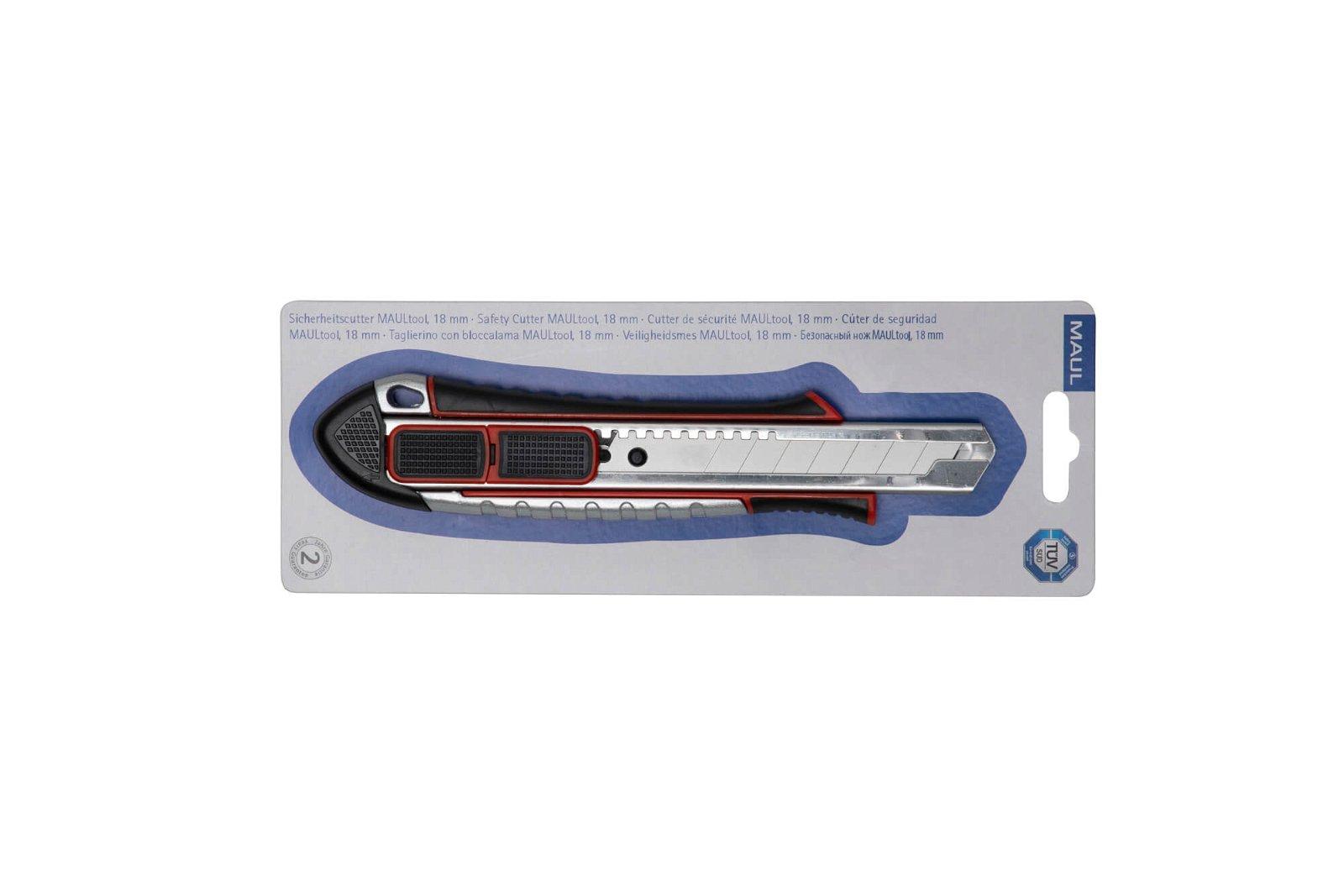 Sicherheitscutter MAULtool, 18 mm
