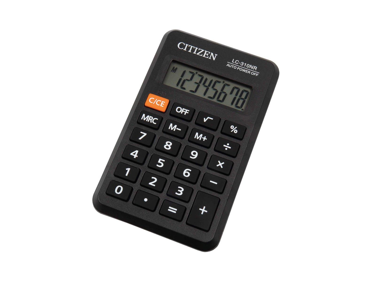 Taschenrechner LC-310NR