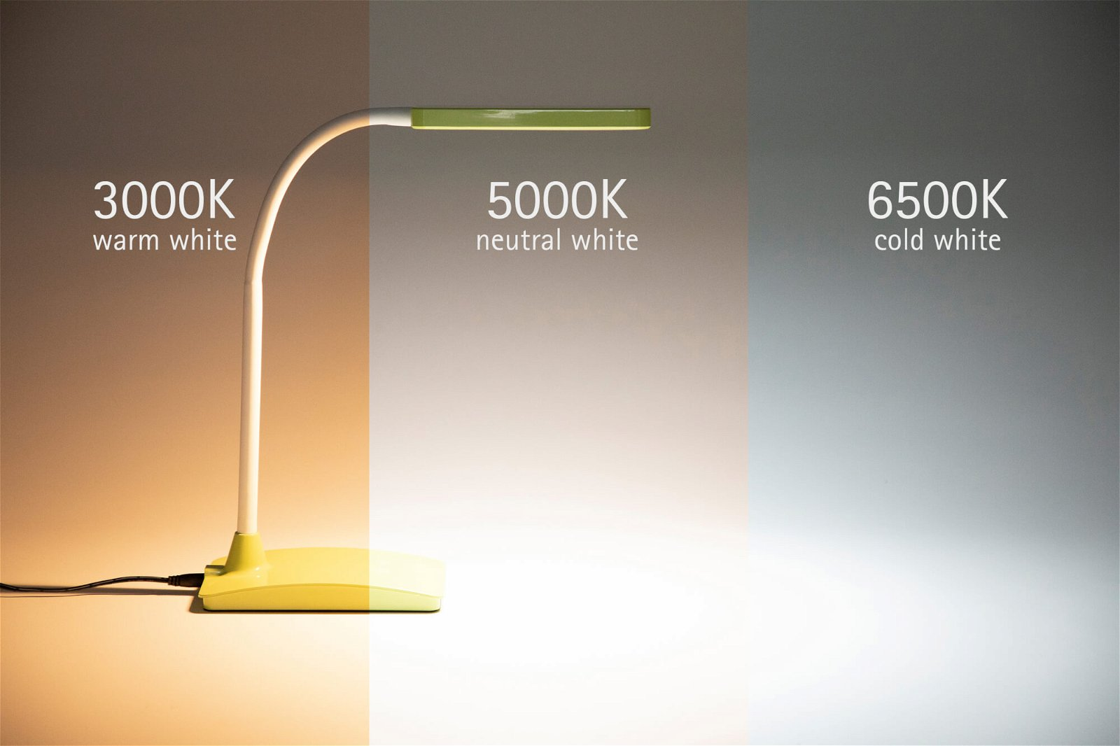 LED-Tischleuchte MAULpearly colour vario, dimmbar