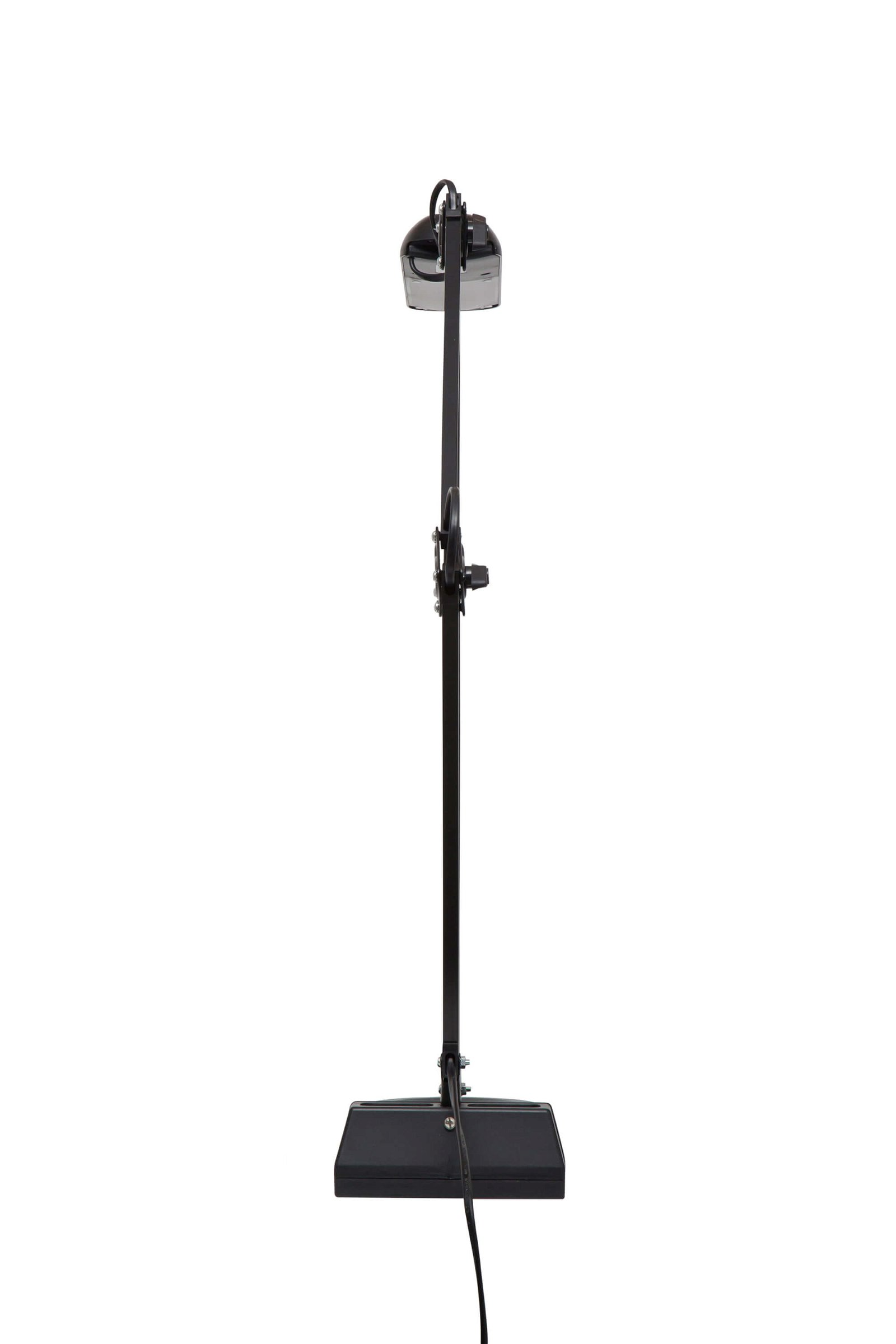 LED-Tischleuchte MAULatlantic, mit Standfuss, schwarz