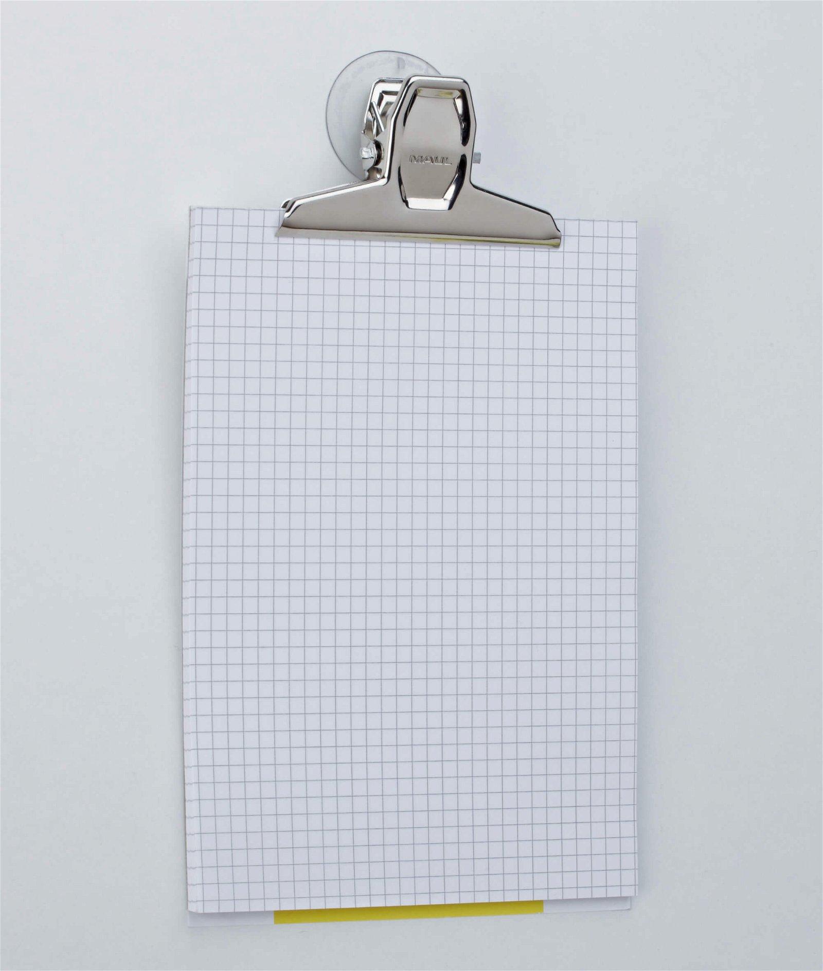Papier-Klemmer MAULpro mit Saugnapf