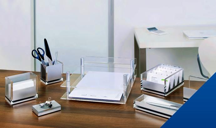 Schreibtischorganisation bei MAUL