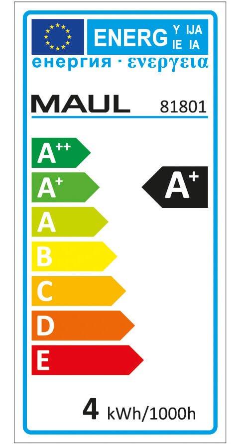energy effizine etikett