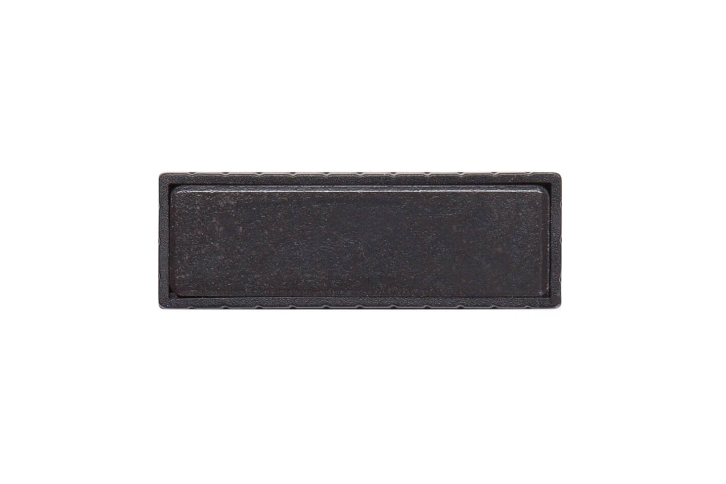 Magnet MAULsolid 54 x 19 mm, 1 kg Haftkraft, 10 St./Ktn., schwarz