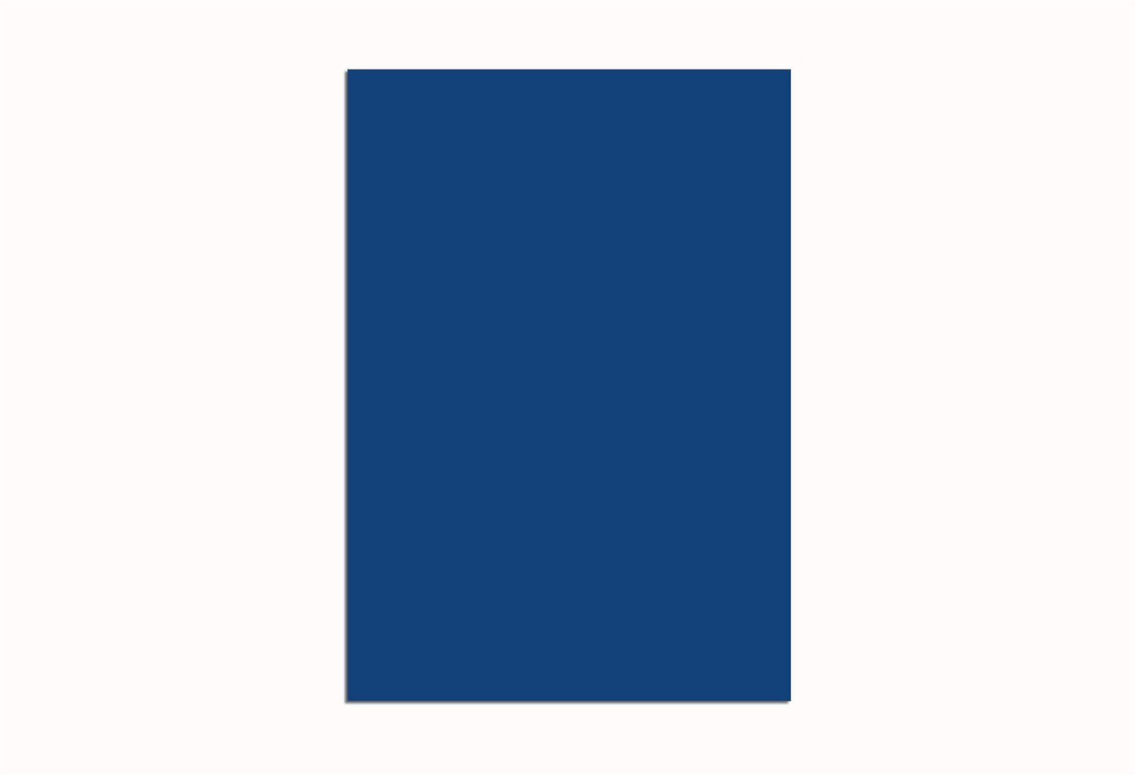 Magnetbogen A4, blau