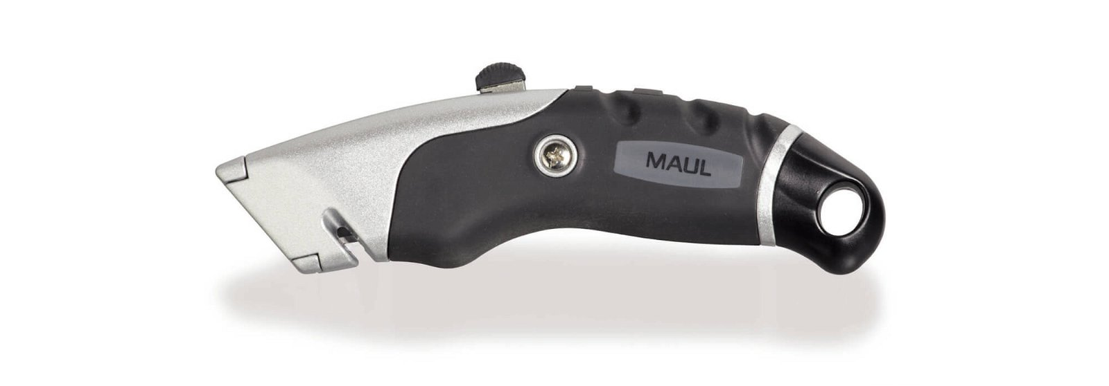 Sicherheitscutter Expert, 19 mm, schwarz