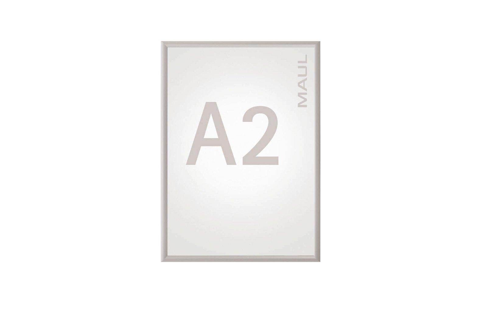 Klapprahmen MAULstandard, A2, aluminium