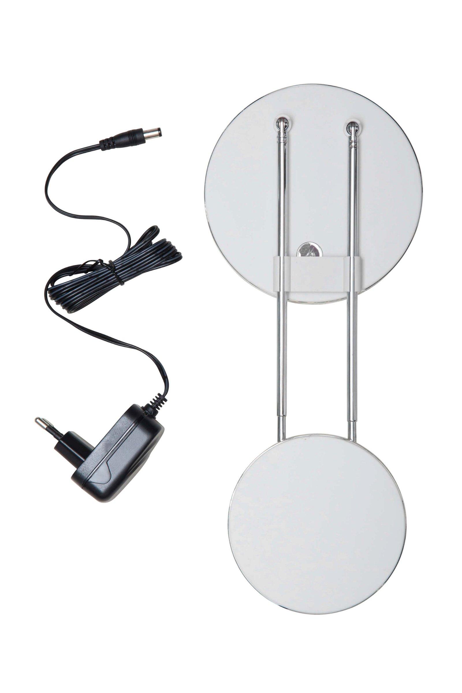 LED-Tischleuchte MAULpuck, weiß