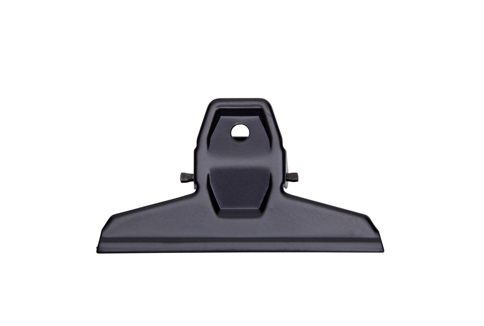 Brief-Klemmer MAULpro, Breite 95 mm, 2 St./Btl., schwarz